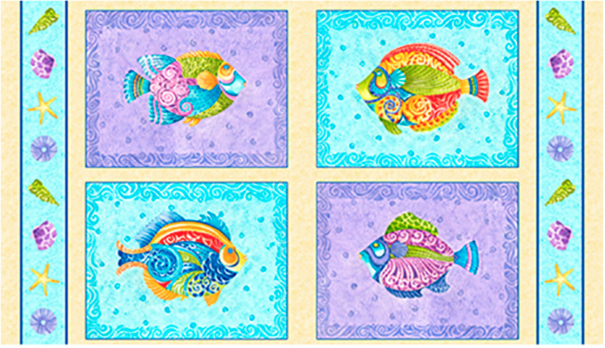 Jewels of the Sea - Fish Pictures - multi