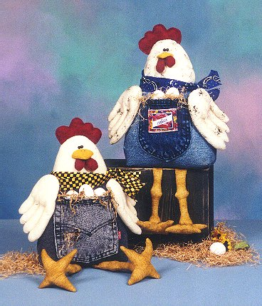 Two Chicks in Jeans