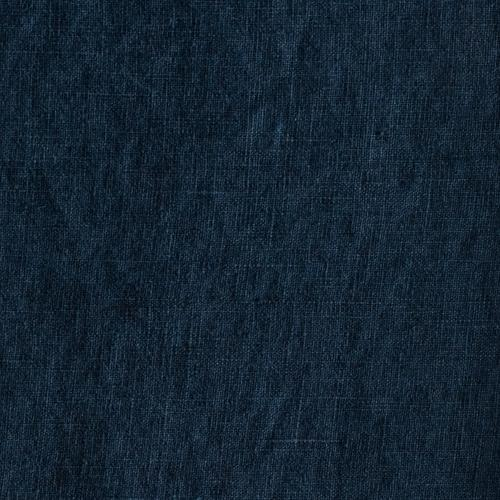 Leinen - Bio washed - navy