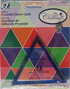 Pyramid Charm Quilt Template