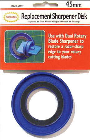 Rotary Blade Sharpener Replacement Disk