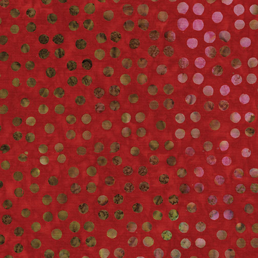 Bali Dots Great - red