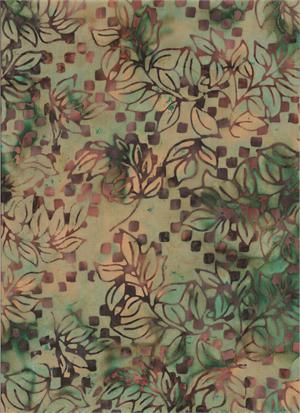 Caribbean Calypso - Flower - brown-green