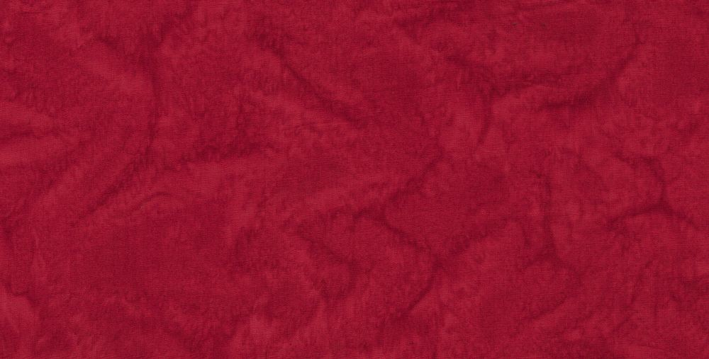 Batik Cotton Fabrics - Dark Darks - red