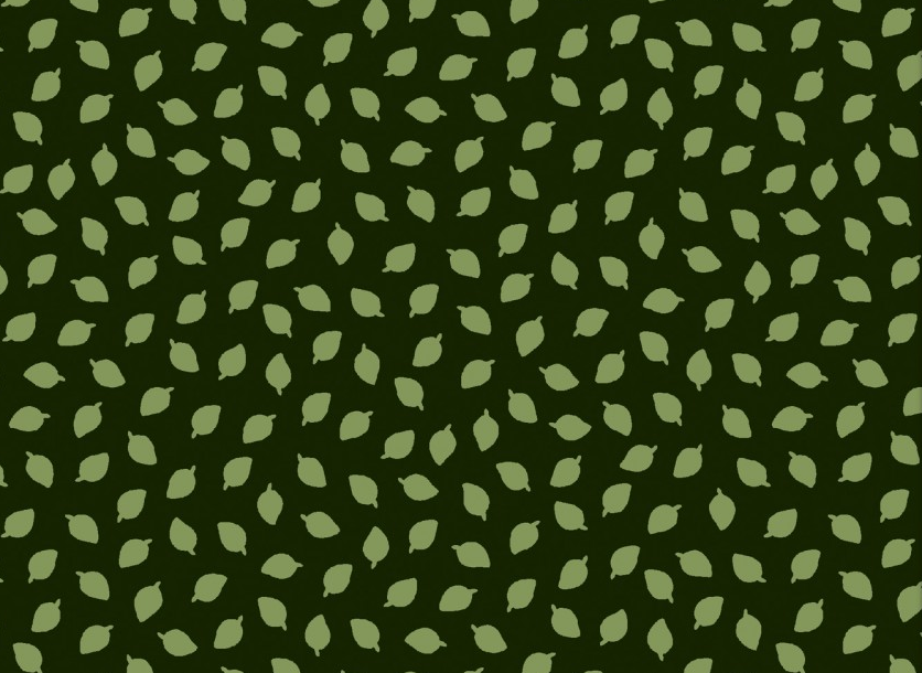 Japanese - Leaves - green