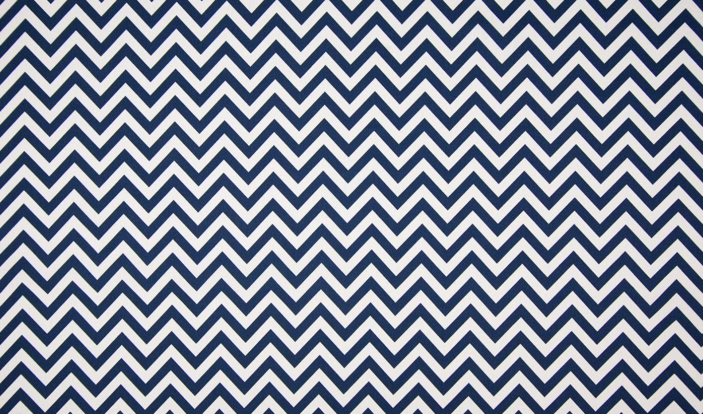 Herringbone - navy