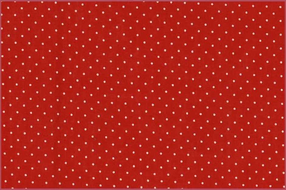 Tiny Dots 1mm - red-white