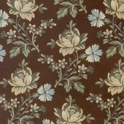 Samantha - Medium Floral - brown