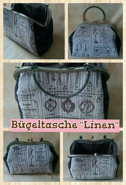Schnittmuster Linen TR-701 - SM-Tr-701 - Taschen - Schnitte ...