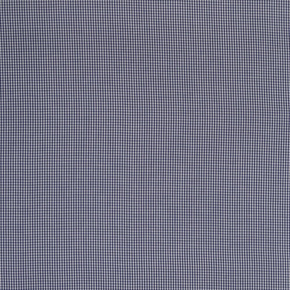 Tiny Check 1mm - darkblue