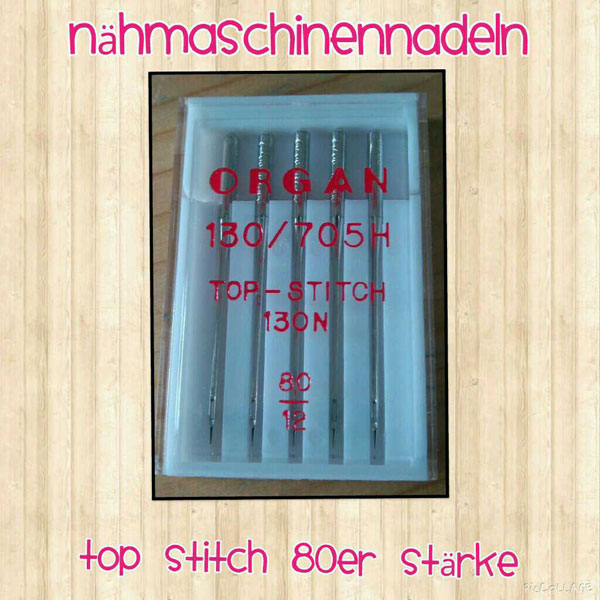 Nähmaschinennadeln - Top Stitch