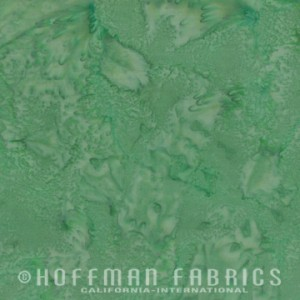Bali Hand-Dyed Watercolors - green Tea