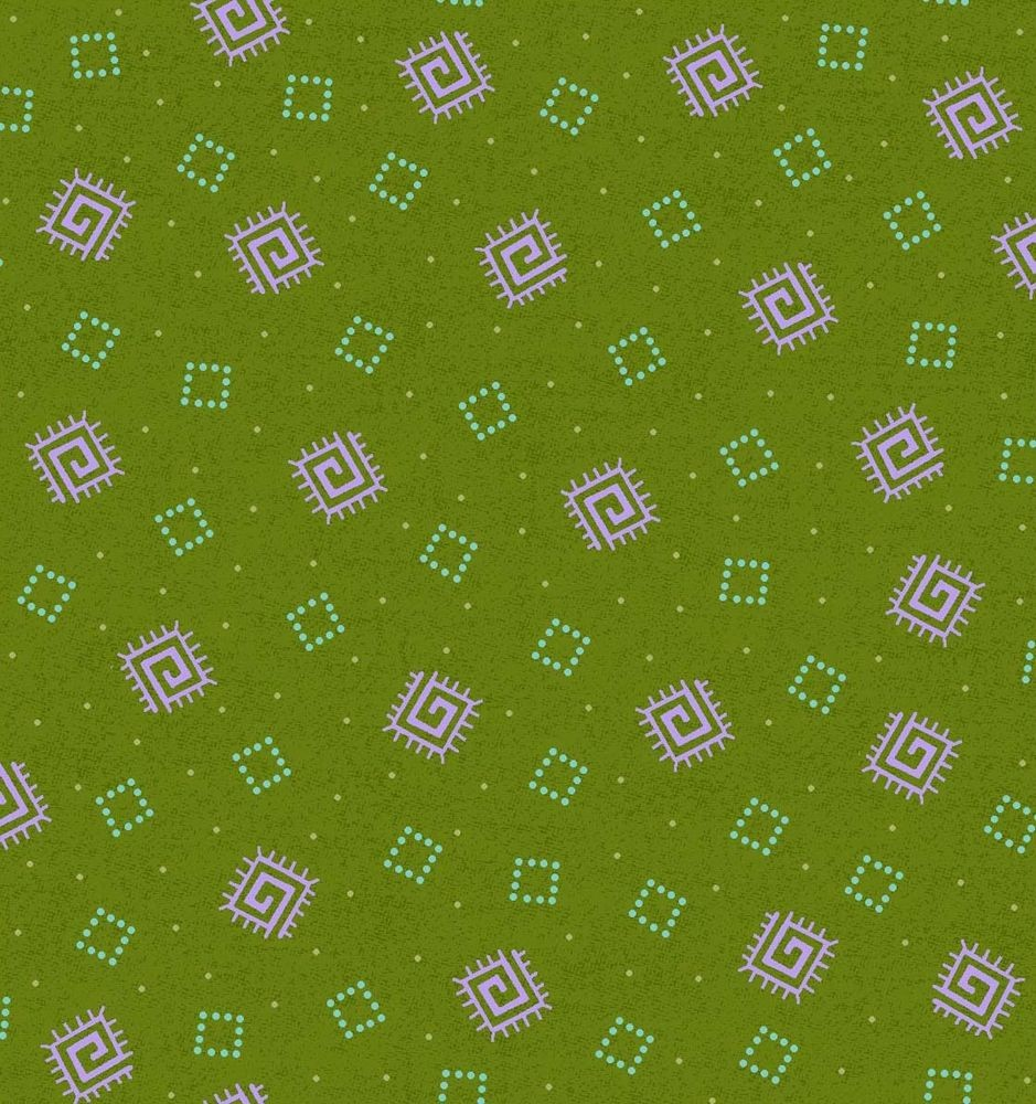 Briarcliff - Mini Squares - green