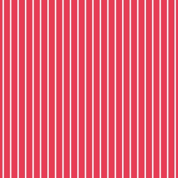 Candy Cane - Tiny Stripes - red