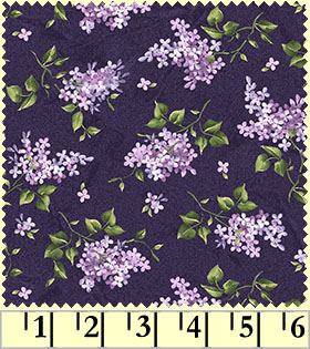 Fresh Lilacs - Lacy Blooms - darklilac