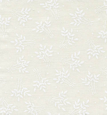 Quilt Essentials - Leaves - cream