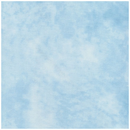 Quilters Shadow Marble - himmelblau