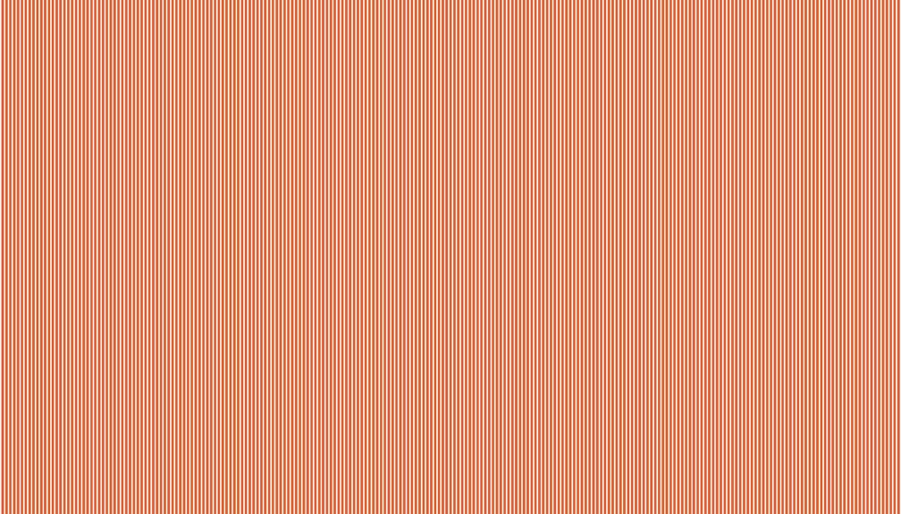 Pinstripe - orange