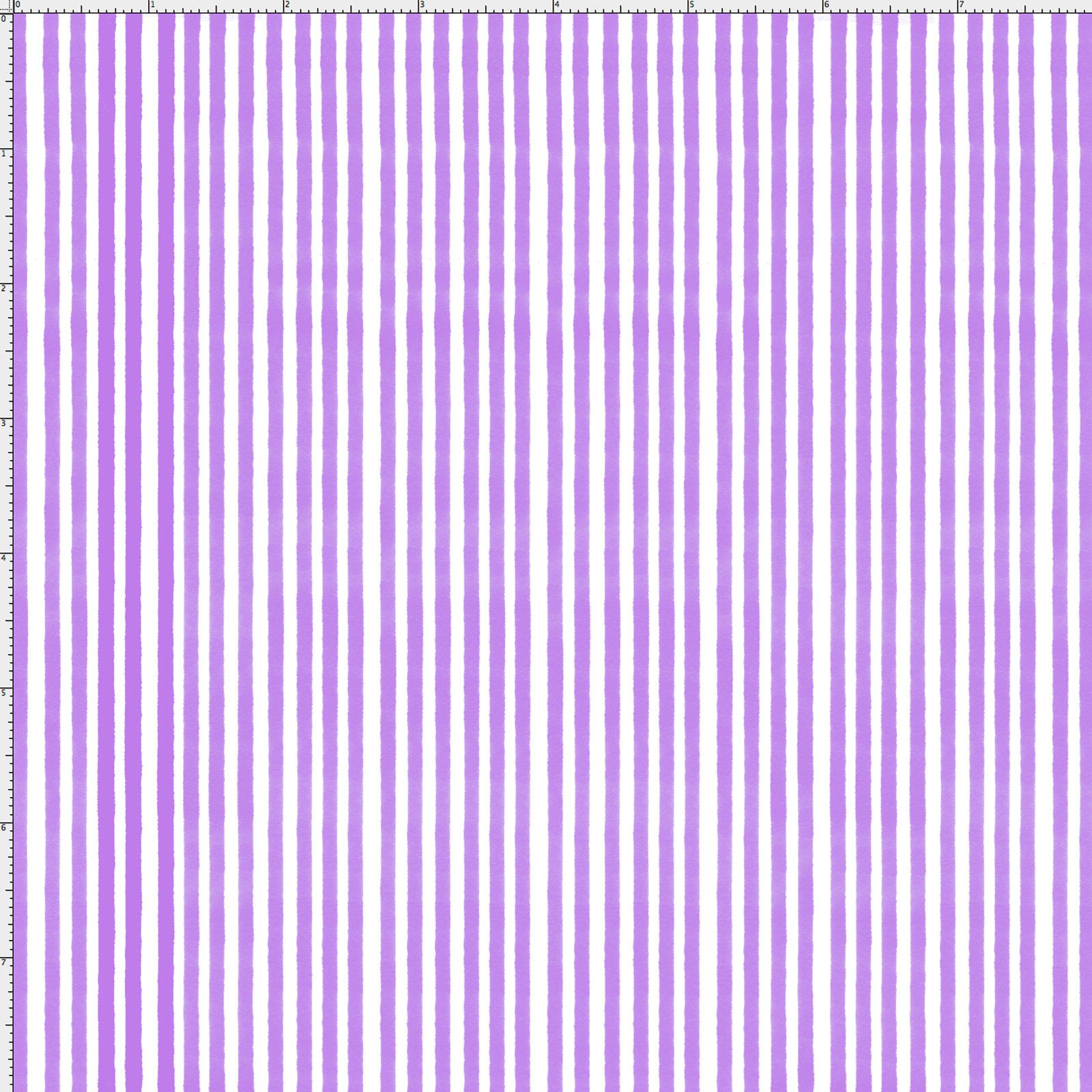 Vintage Holiday - Lazy Stripe - purple-white