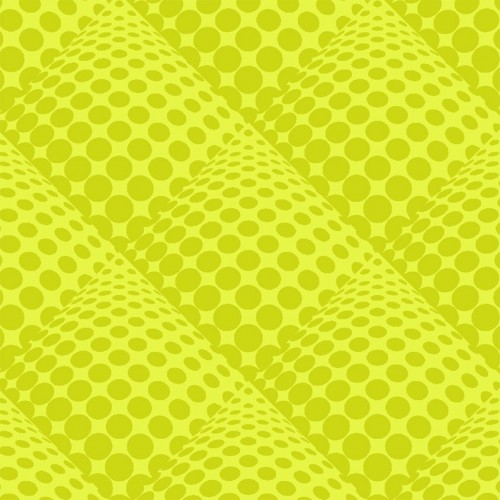 Pop Dots - chartruese