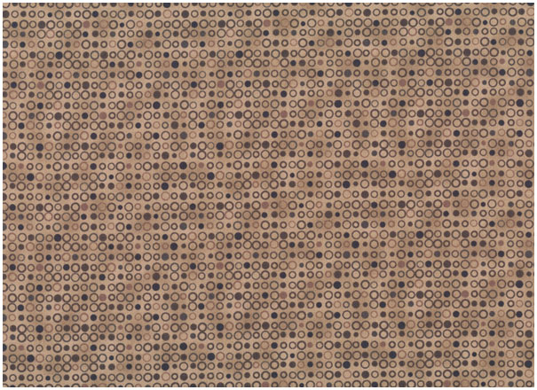 Quilters Basic Spezial - Pebbles - brown