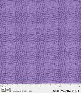 Crystals - Mini Texture - purple