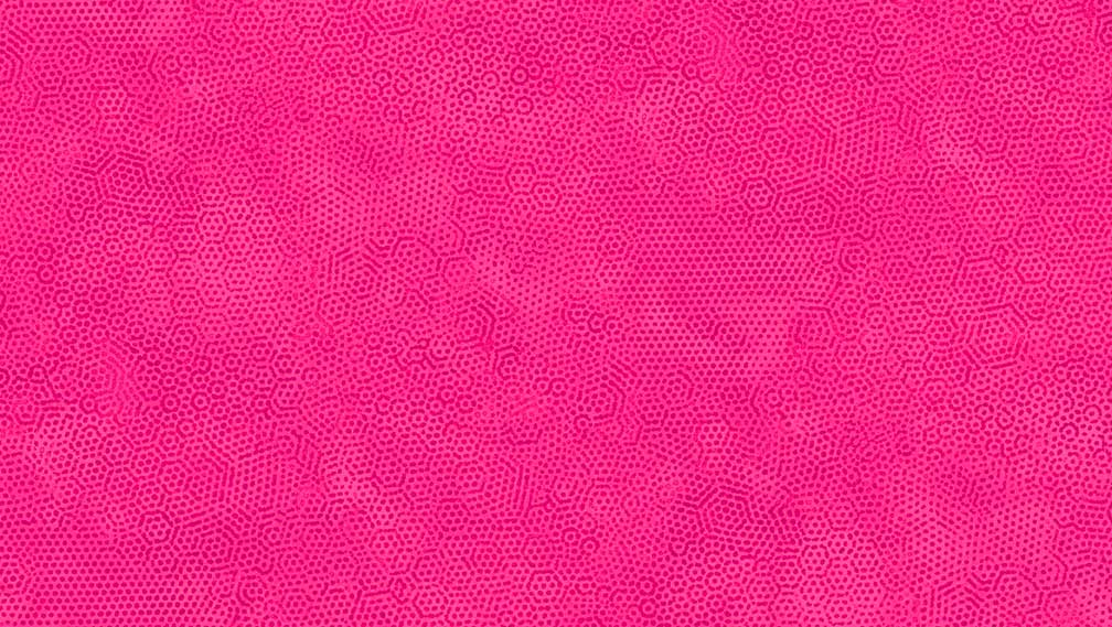 Dimples Tonal Textures - scorching pink - E24