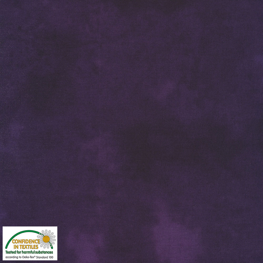 Quilters Shadow Marble - dark lilac
