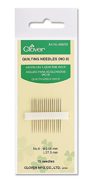 Quilting Needles - Nr. 9