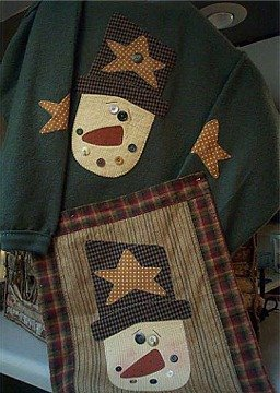 Simon Snow Sweatshirt & Wall Quilt