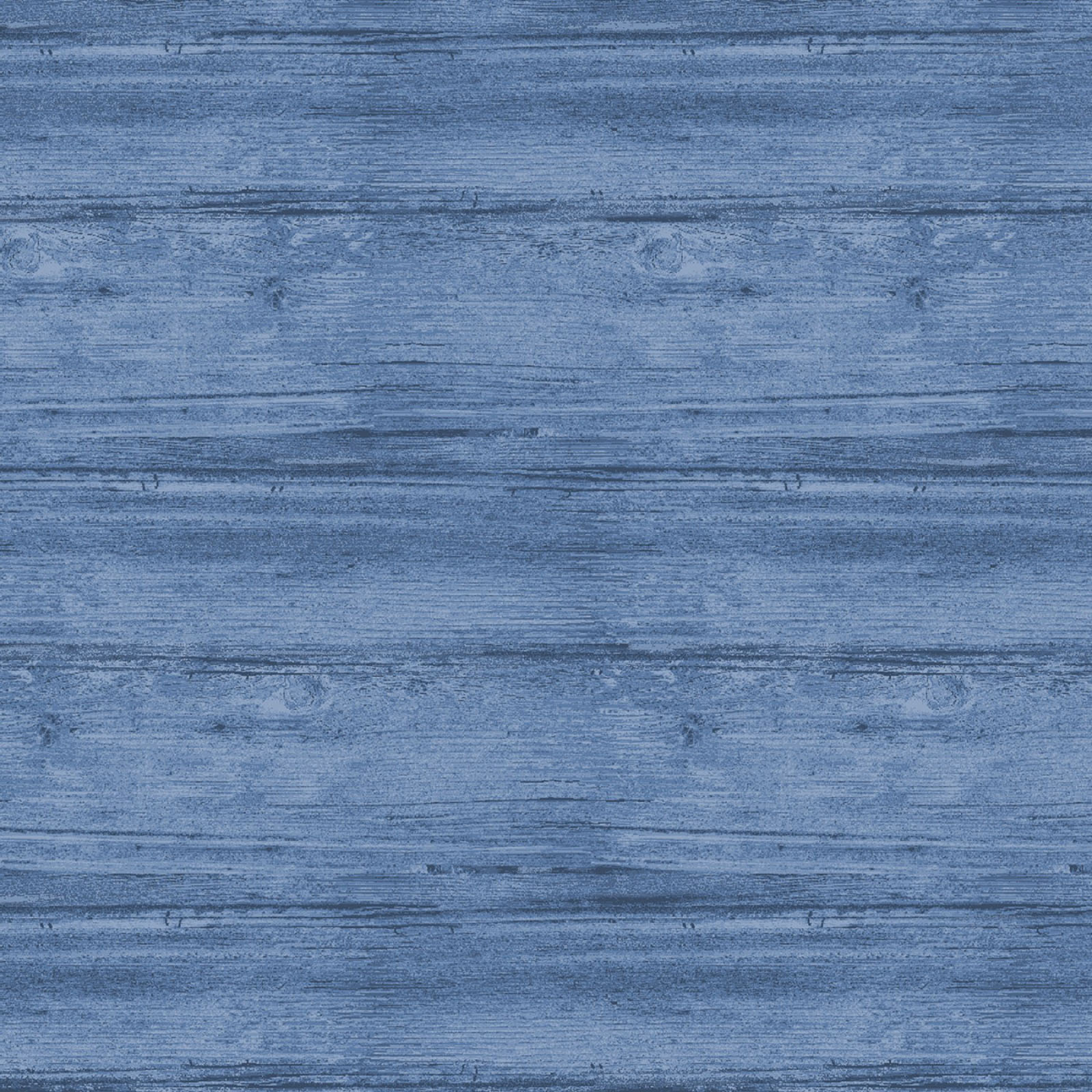 Washed Wood Basic - marine blue